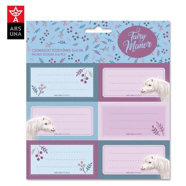 Ars Una - Fairy Manor Ученически етикети Ars Una 93838511