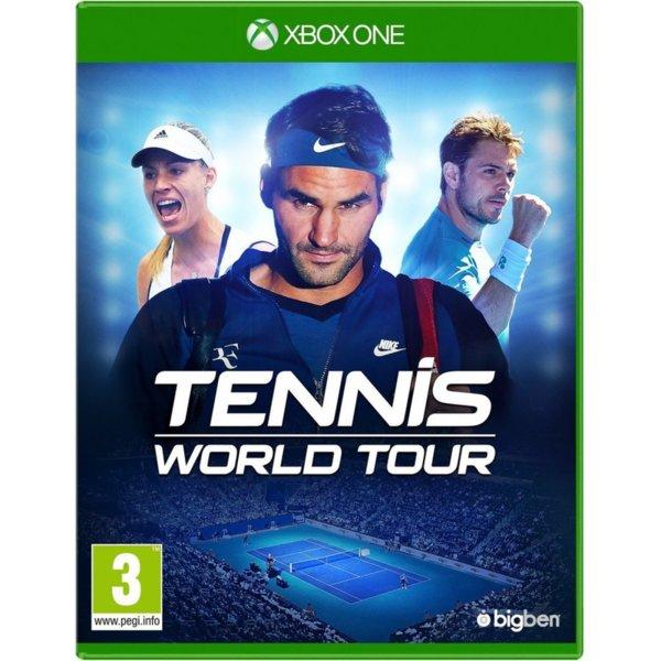 1Игра за Xbox One - Tennis World Tour