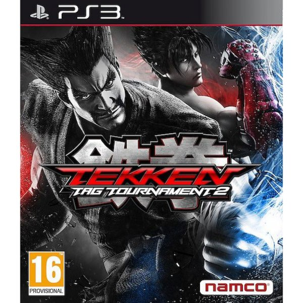 1Игра за PS3 - Tekken Tag Tournament 2