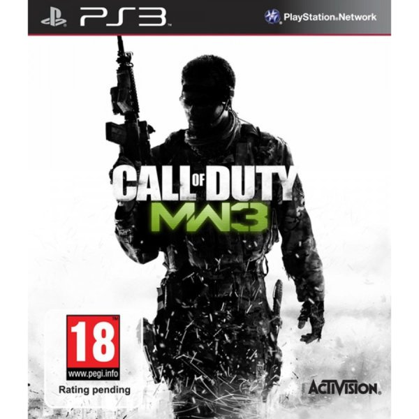 1Игра за PS3 - Call of Duty: Modern Warfare 3