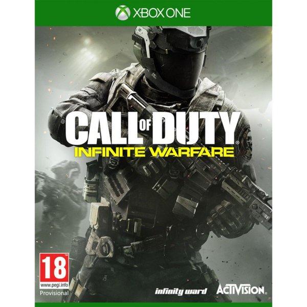 1Игра за Xbox One - Call of Duty: Infinite Warfare