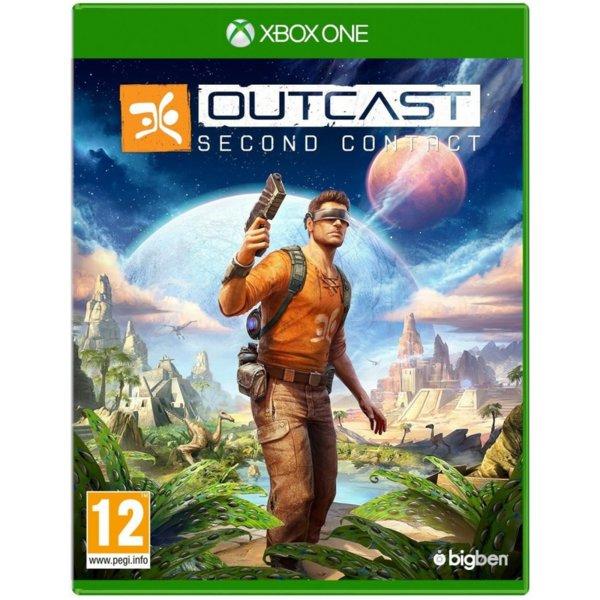 1Игра за Xbox One - Outcast - Second Contact