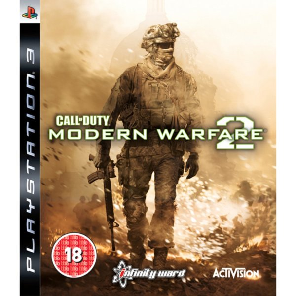 1Игра за PS3 - Call of Duty: Modern Warfare 2