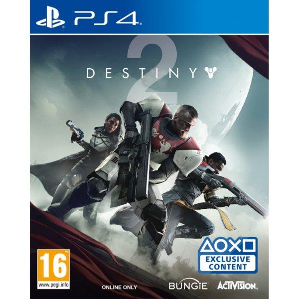 1Игра за PS4 - Destiny 2