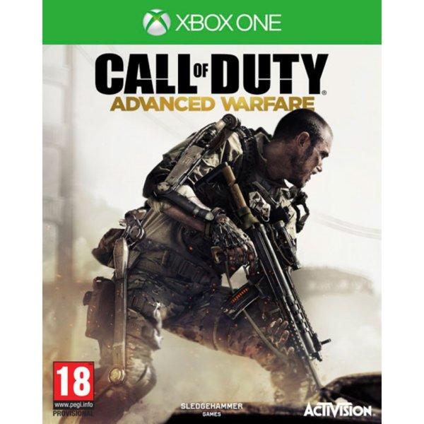 1Игра за Xbox One - Call of Duty: Advanced Warfare