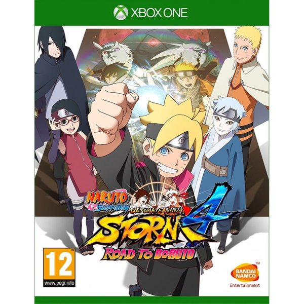 1Игра за Xbox One - NARUTO SHIPPUDEN: Ultimate Ninja STORM 4 Road to Boruto