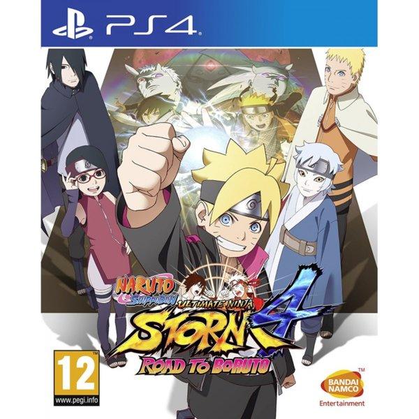 1Игра за PS4 - NARUTO SHIPPUDEN: Ultimate Ninja STORM 4 Road to Boruto