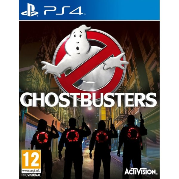 1Игра за PS4 - Ghostbusters