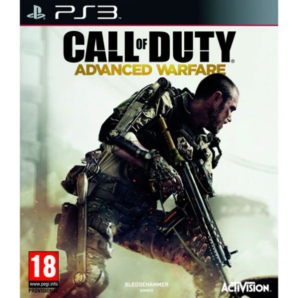 1Игра за PS3 - Call of Duty: Advanced Warfare