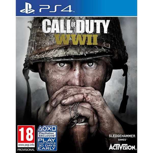 1Игра за PS4 - Call of Duty: WWII