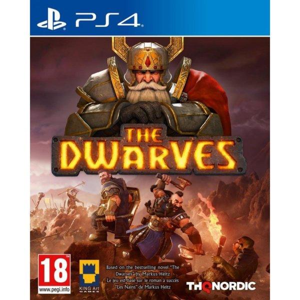 1Игра за PS4 - The Dwarves
