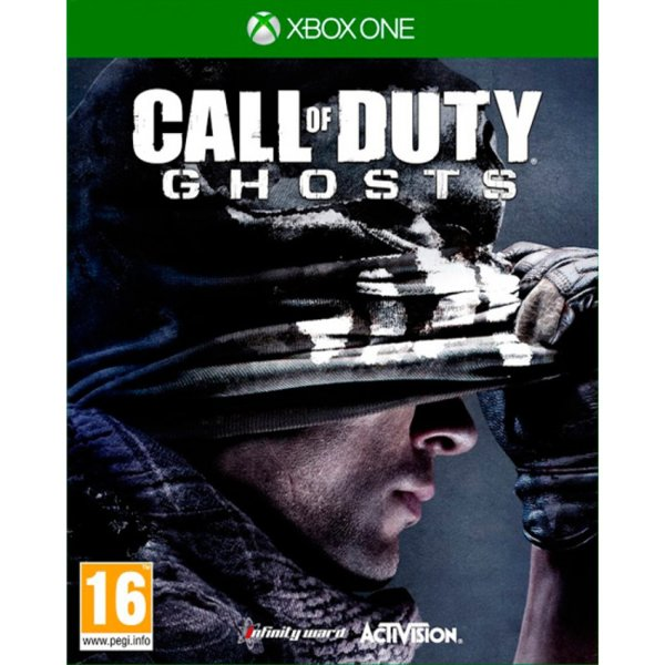 1Игра за Xbox One - Call of Duty: Ghosts