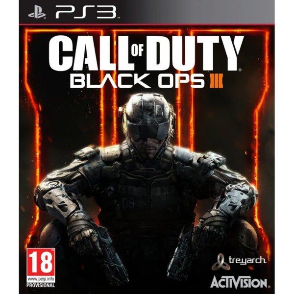1Игра за PS3 - Call of Duty: Black Ops III