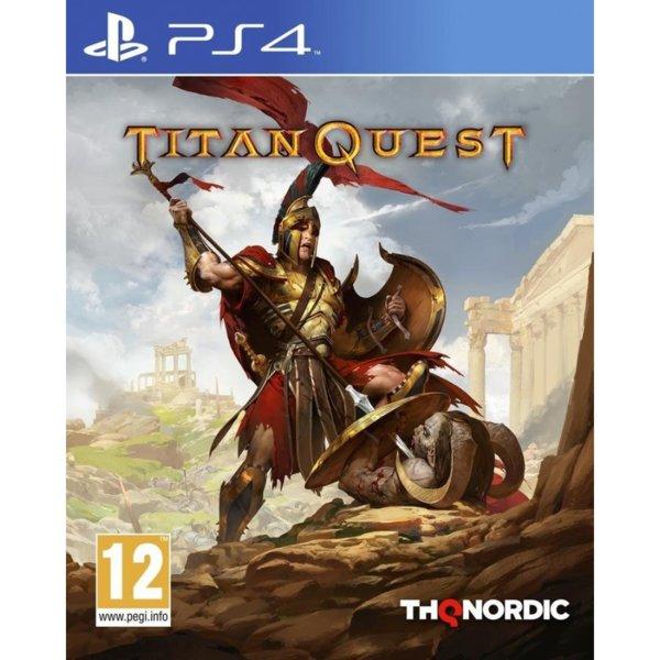 1Игра за PS4 - Titan Quest