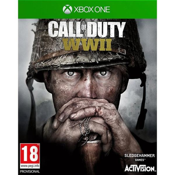 1Игра за Xbox One - Call of Duty: WWII