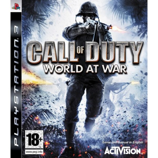1Игра за PS3 - Call of Duty: World at War