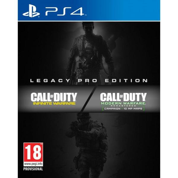 1Игра за PS4 - Call of Duty: Infinite Warfare Legacy Pro Edition