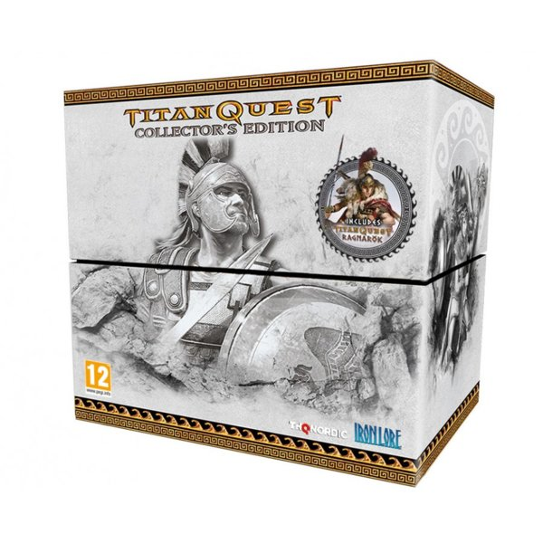1Игра за PS4 - Titan Quest: Collector's Edition