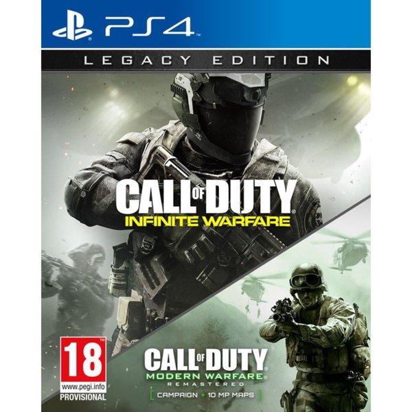 1Игра за PS4 - Call of Duty: Infinite Warfare Legacy Edition