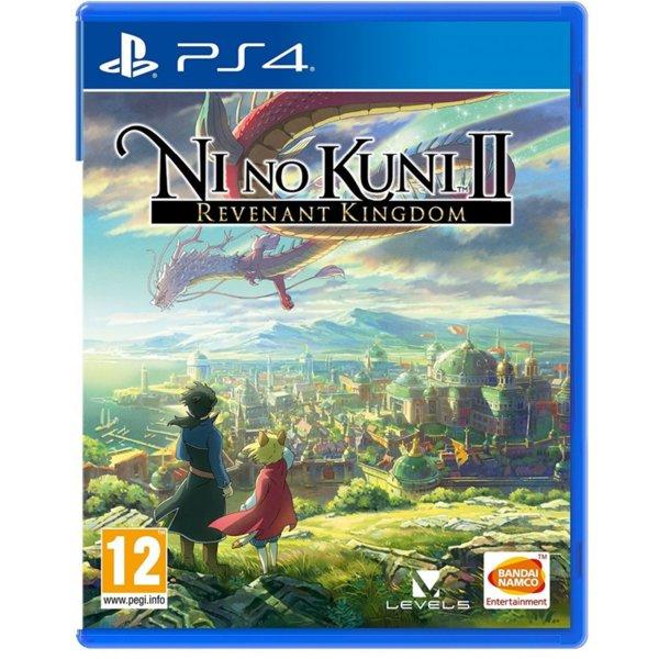 1Игра за PS4 - Ni no Kuni II: Revenant Kingdom