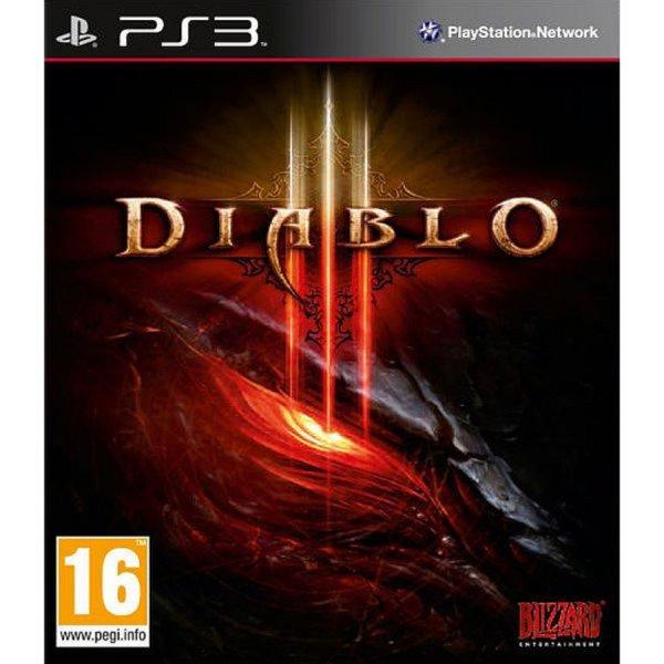 1Игра за PS3 - Diablo III