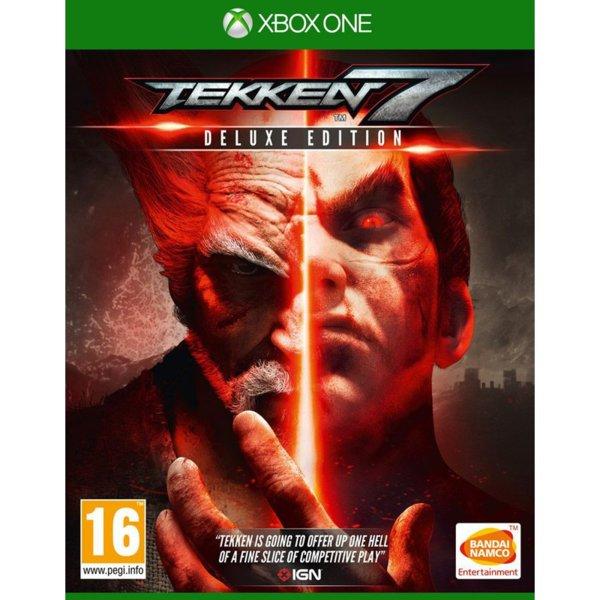 1Игра за Xbox One - Tekken 7 Deluxe Edition
