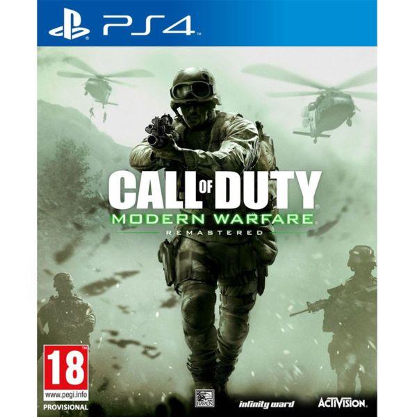 1Игра за PS4 - Call of Duty: Modern Warfare Remastered