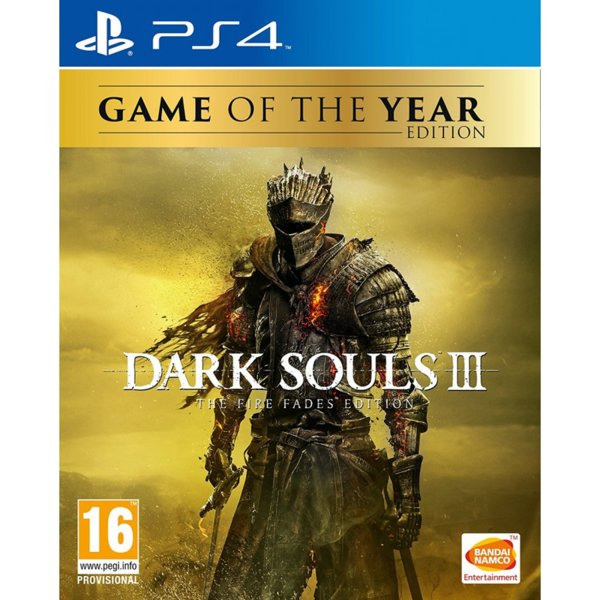 1Игра за PS4 - Dark Souls III The Fire Fades Edition