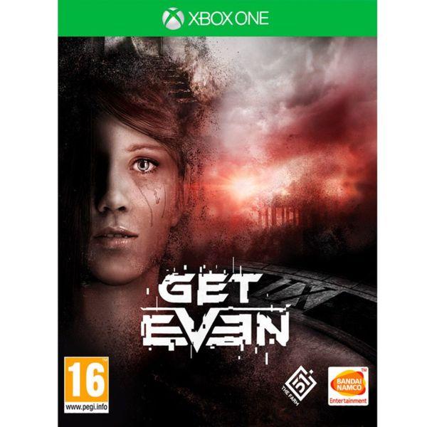 1Игра за Xbox One - Get Even