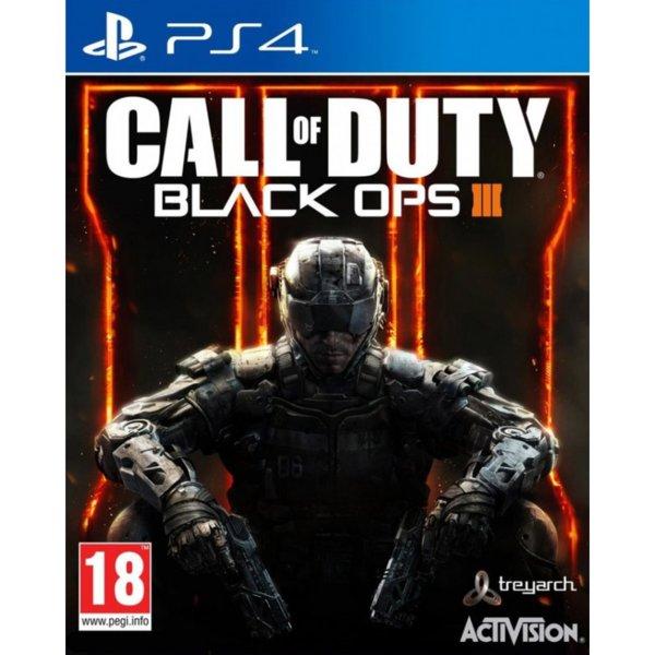 1Игра за PS4 - Call of Duty: Black Ops III