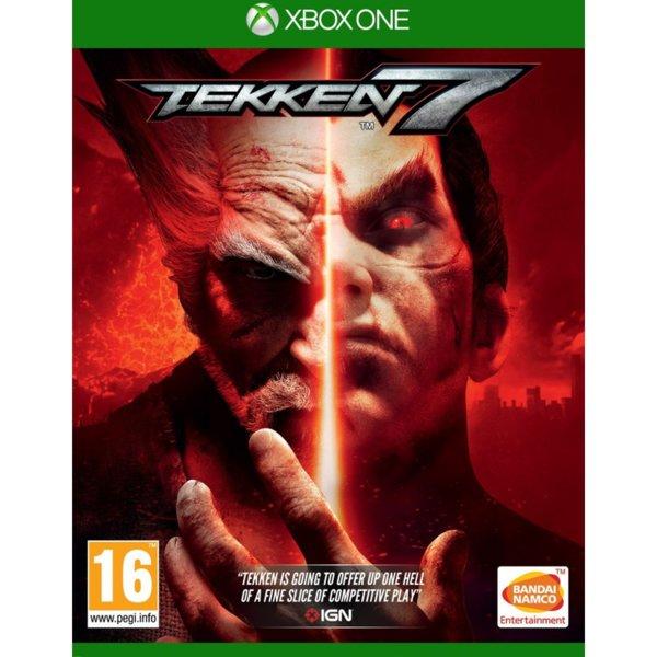 1Игра за Xbox One - Tekken 7