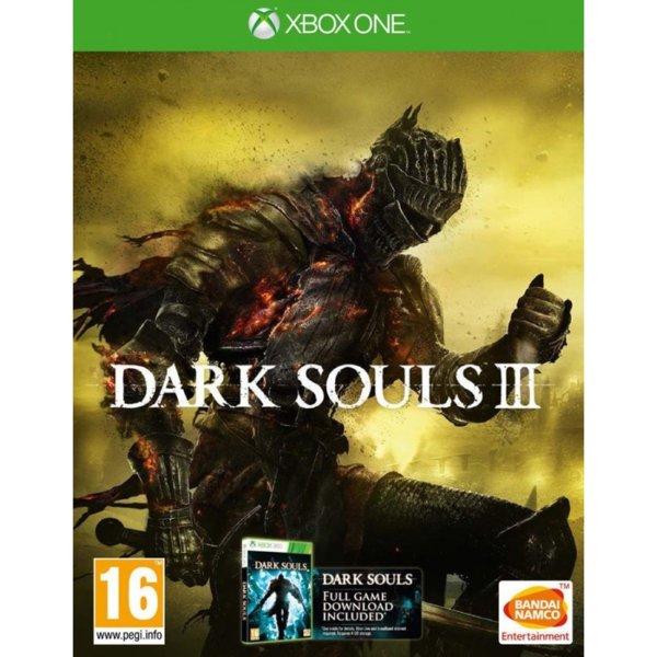 1Игра за Xbox One - Dark Souls III