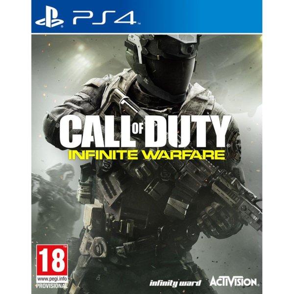 1Игра за PS4 - Call of Duty: Infinite Warfare
