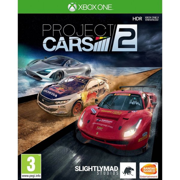 1Игра за Xbox One - Project Cars 2