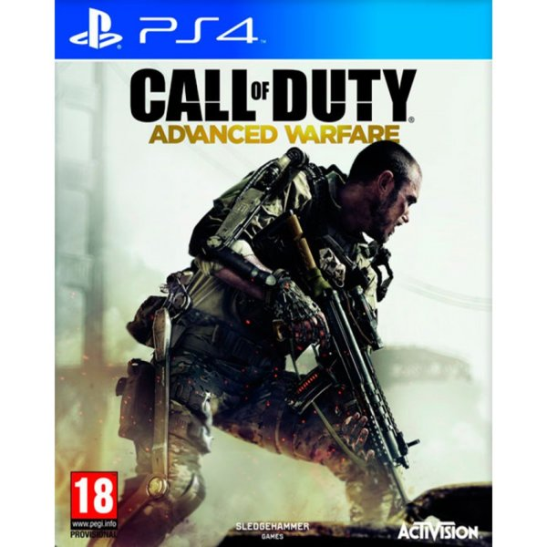 1Игра за PS4 - Call of Duty: Advanced Warfare
