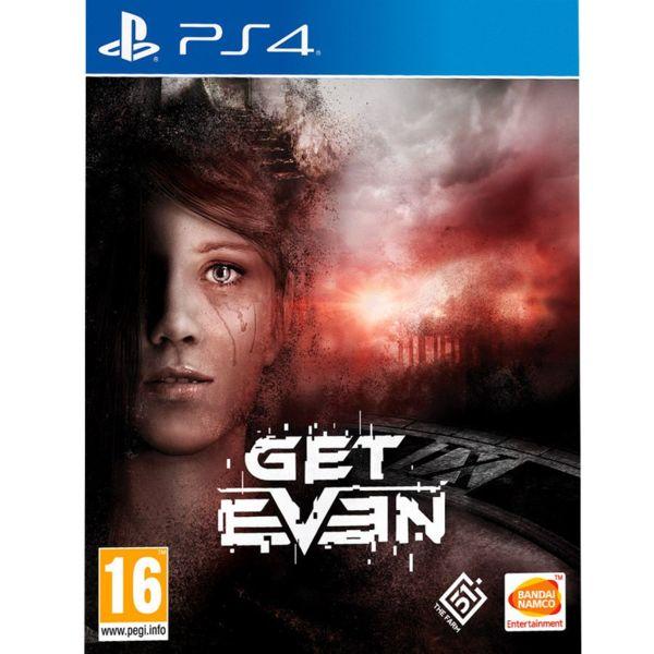 1Игра за PS4 - Get Even