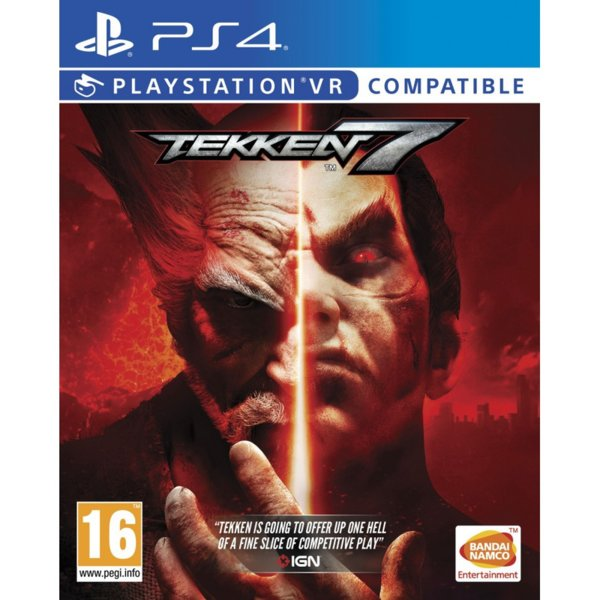 1Игра за PS4 - Tekken 7
