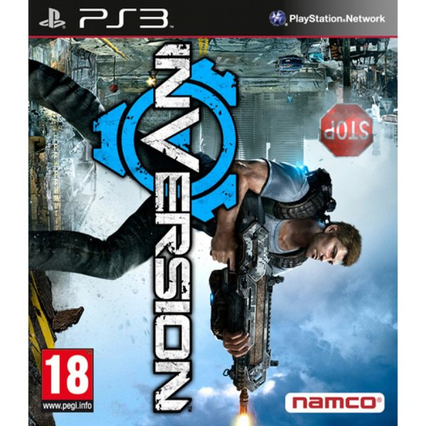 1Игра за PS3 - Inversion