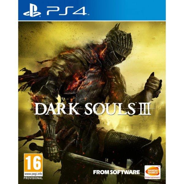 1Игра за PS4 - Dark Souls III