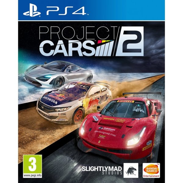 1Игра за PS4 - Project Cars 2