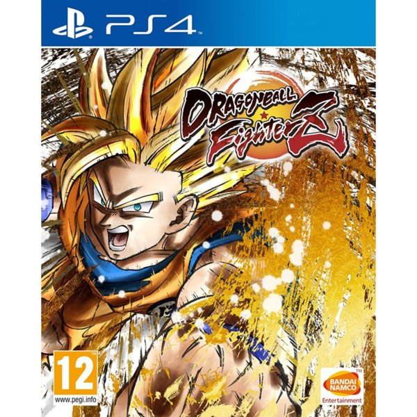 1Игра за PS4 - Dragon Ball FighterZ