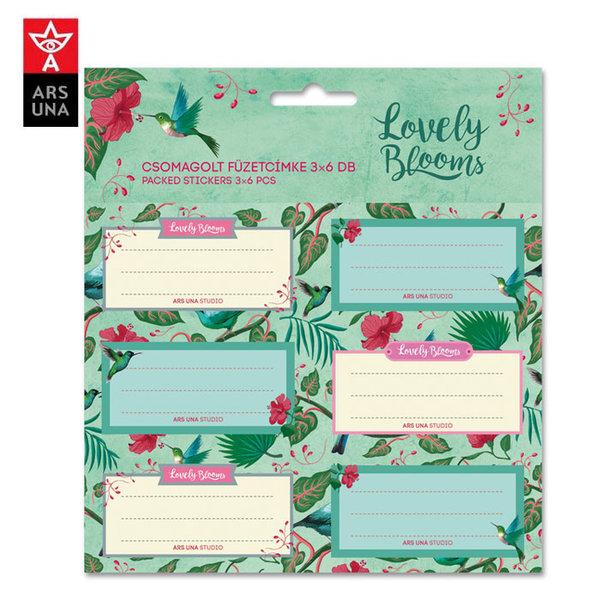 Ars Una - Chirping Garden Ученически етикети Ars Una 93838672