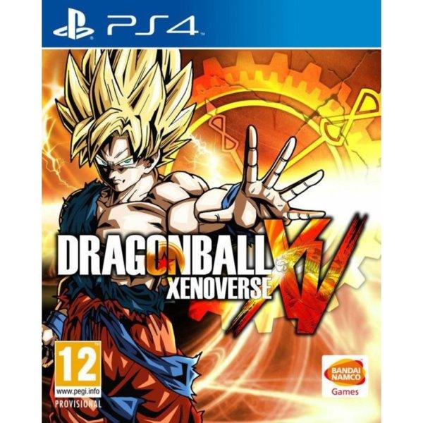 1Игра за PS4 - Dragon Ball: Xenoverse