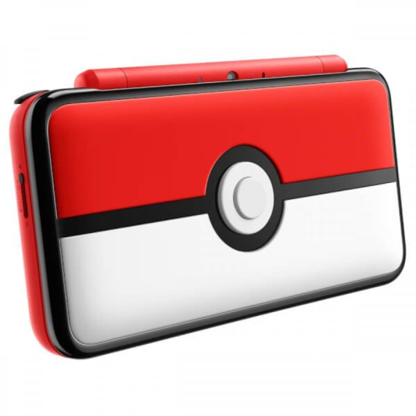Nintendo 2DS XL Poké Ball Edition + Super Mario 3D Land