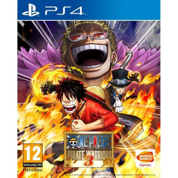 1Игра за PS4 - One Piece Pirate Warriors 3