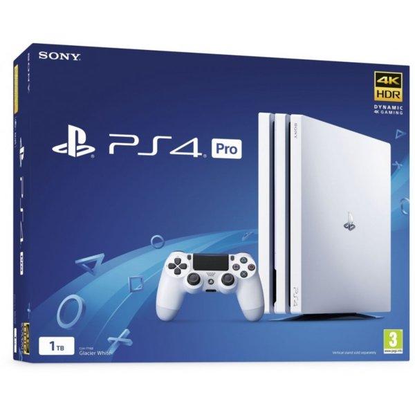 PlayStation 4 Pro 1TB Glacier White + That's You!