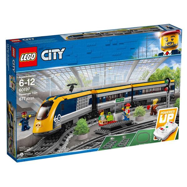 Lego 60197 City - Пътнически влак