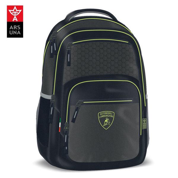 Ars Una - Lamborghini Ученическа раница Urban Ars Una 95008356