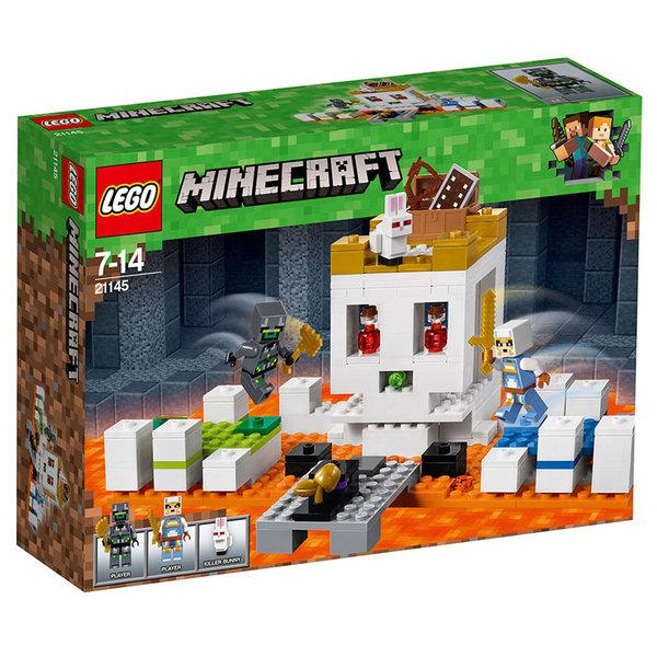 Lego 21145 Minecraft - Арената на черепите