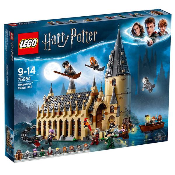Lego 75954 Harry Potter™ - Голямата зала на Hogwarts™